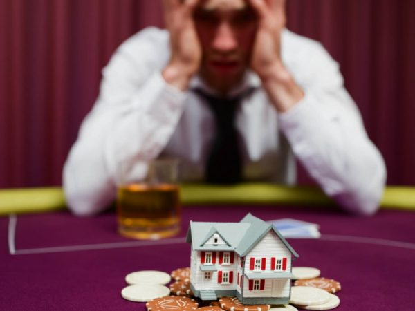 What are the hidden gambling addiction symptoms?