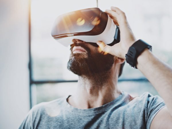 In what ways will virtual reality technology cure gambling addiction?